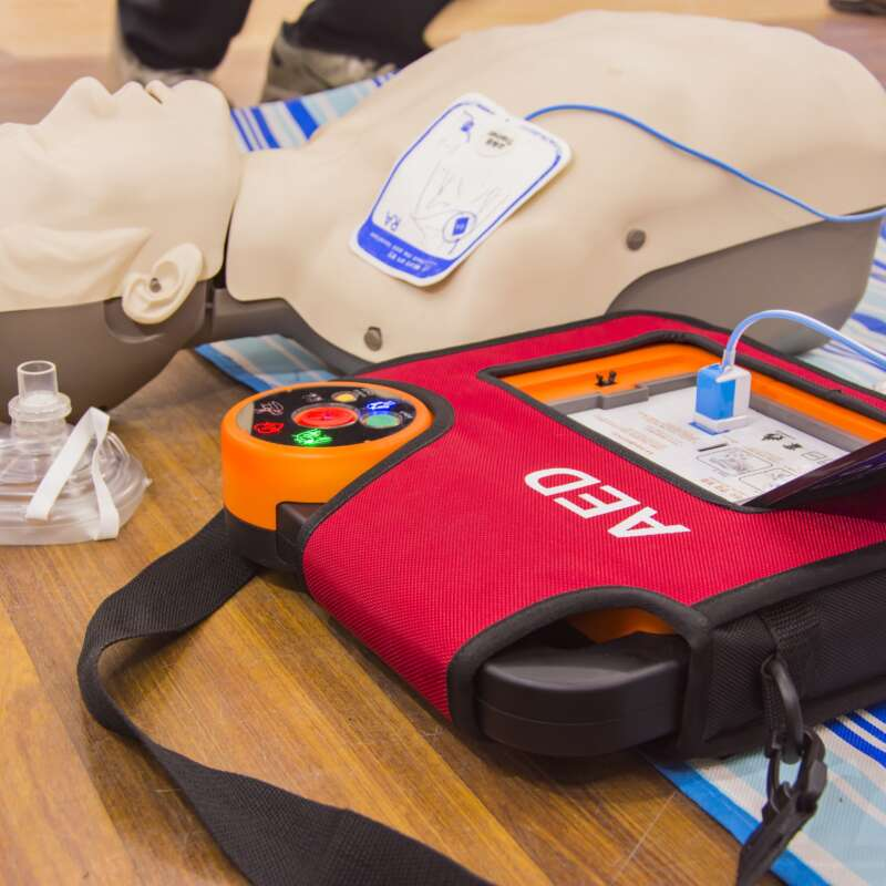 Occupational Medicine Safety Training First Aid and CPR