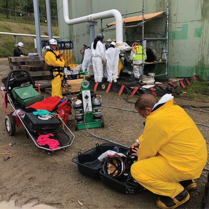 5 Reasons You Need A Confined Space Rescue Team On-Site