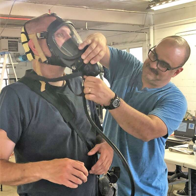 Occupational Health Fit Testing