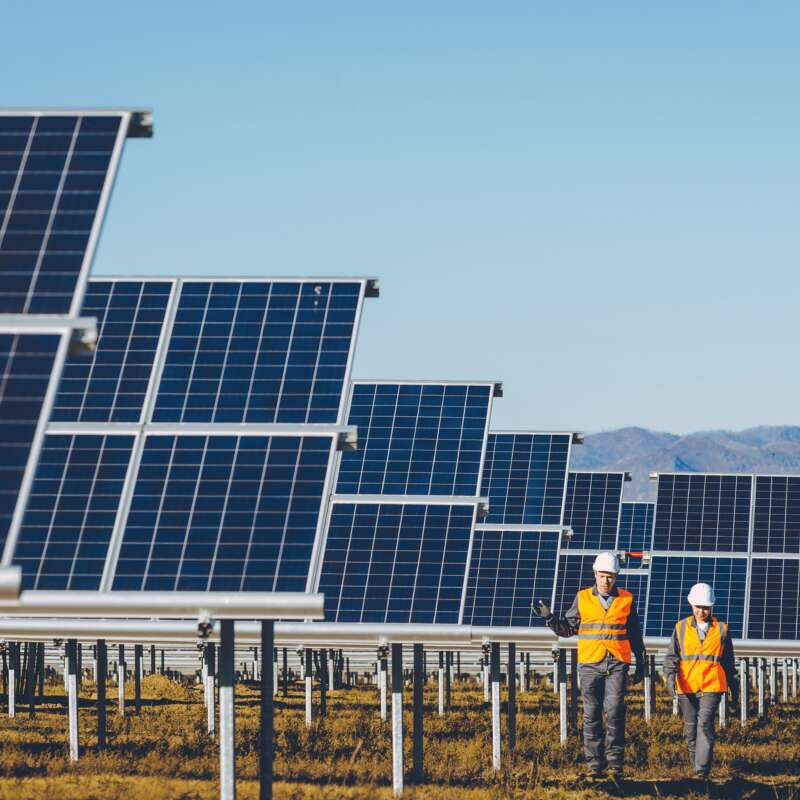 Solar Farm Safety Services
