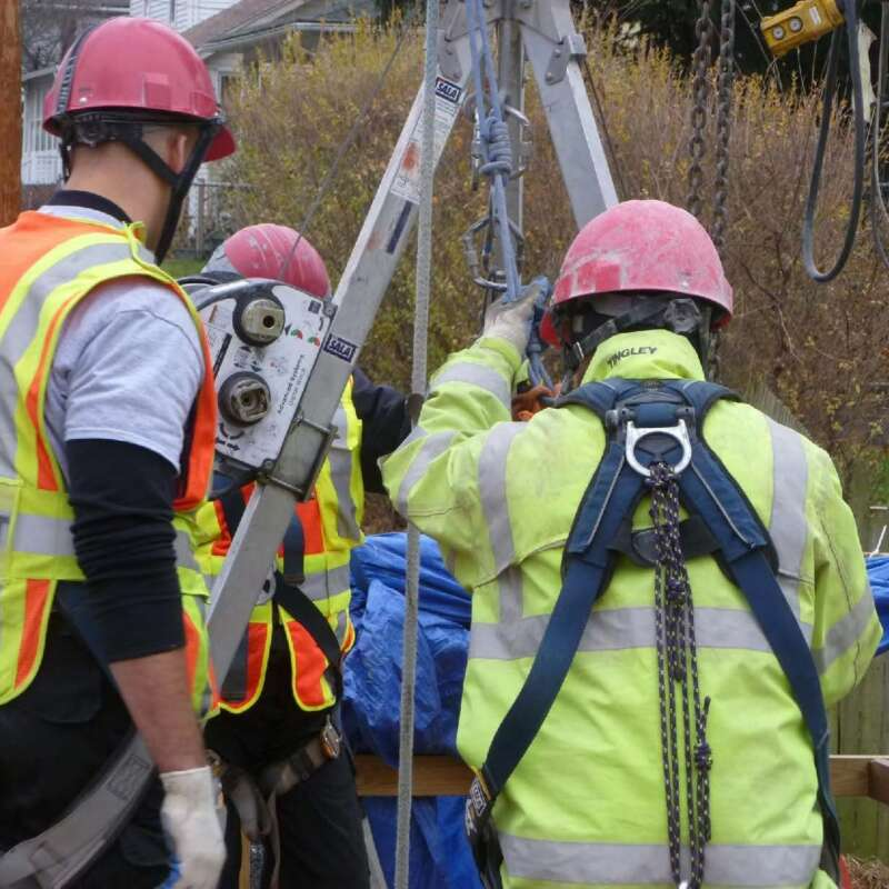 Confined Space Rescue Companies